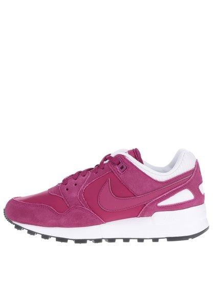 Růžové dámské tenisky se semišovými detaily Nike Air Pegasus 89´