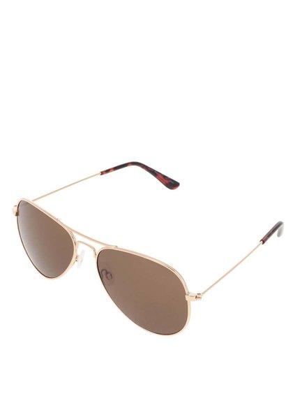 Ochelari de soare maro ONLY Basic