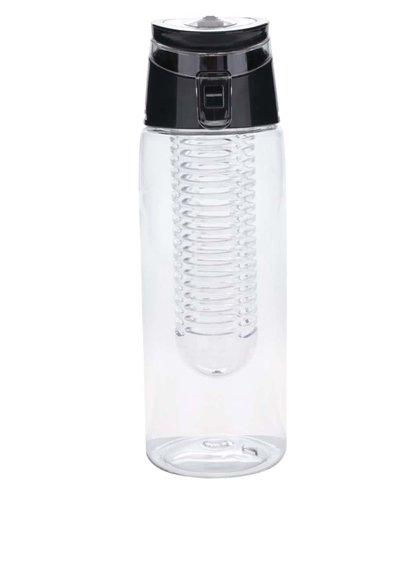 Filtrační láhev na vodu s pojistkou na víčku Loooqs