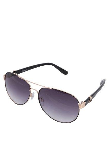 Dámské sluneční brýle s nožičkami v černé barvě Gionni