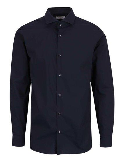 Tmavě modrá formálmí košile Jack & Jones Michael