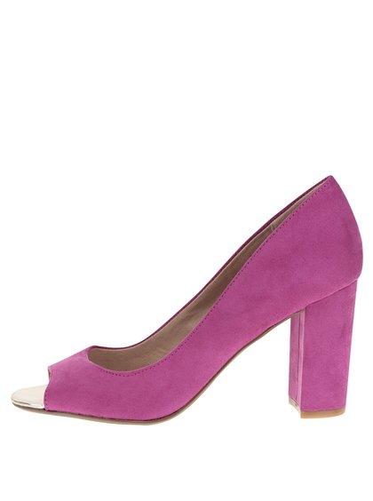 Pantofi roz Dorothy Perkins cu decupaj