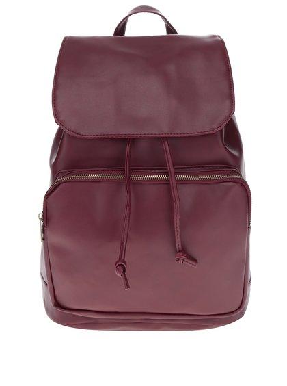 Vínový dámský batoh ZOOT