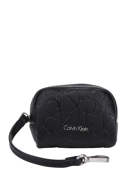 Černá dámská malá peněženka Calvin Klein Jeans Misha