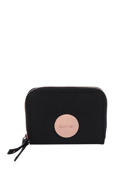 Černá dámská peněženka Calvin Klein Jeans Edith