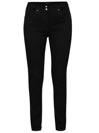Černé džíny M&Co