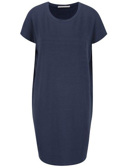 Modré oversize šaty YAYA
