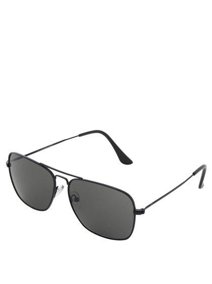 Ochelari de soare maro Jack & Jones
