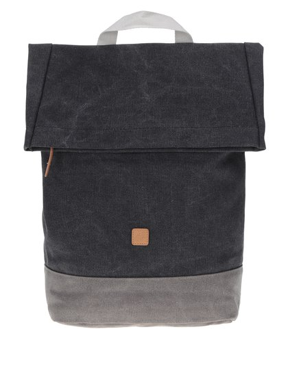 Tmavě šedý voděodolný unisex batoh Karlo Ucon 20 l