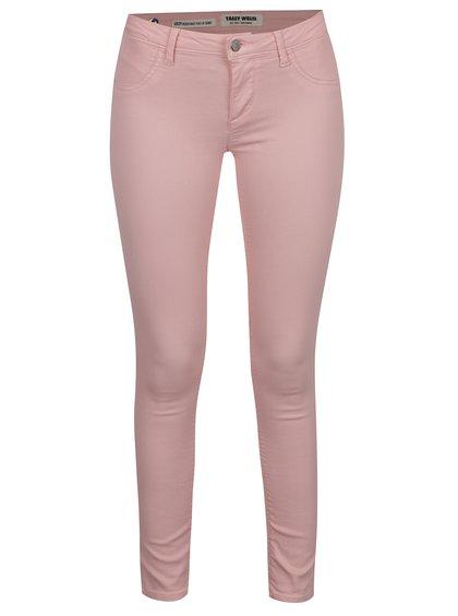 Blugi skinny roz TALLY WEiJL cu efect push-up