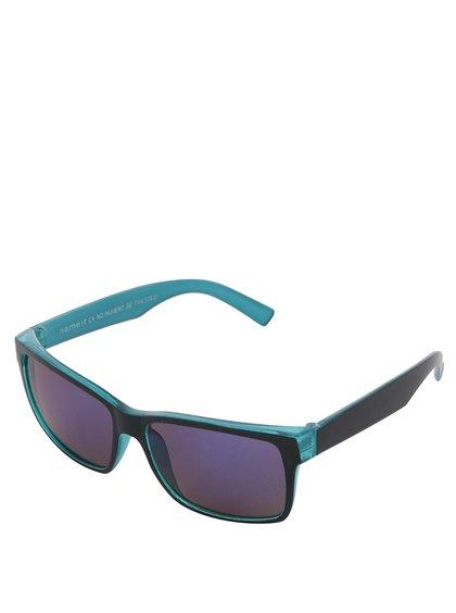Ochelari de soare negru & turcoaz name it pentru băieți