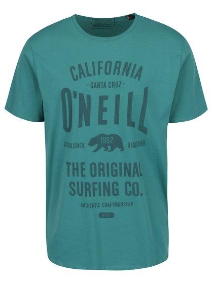 Tricou turcoaz O'Neill cu imprimeu