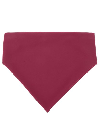 Červený šátek Pieces Kini