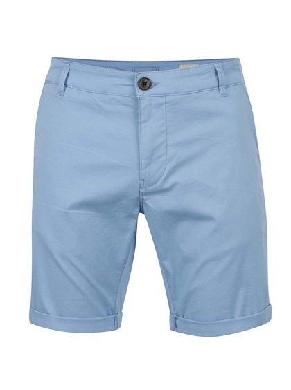 Pantaloni scurți albaștri Selected Homme Paris