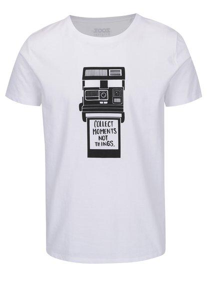Bílé pánské triko s krátkým rukávem ZOOT Originál Foťák