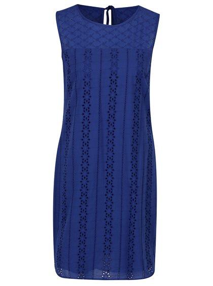 Rochie albastră Dorothy Perkins cu perforații