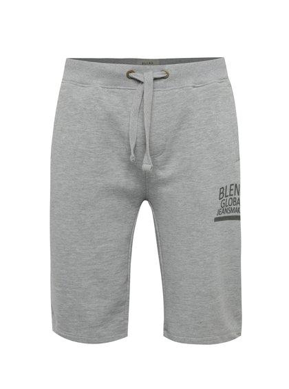 Pantaloni scurți sport gri Blend