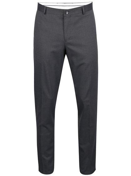 Pantaloni chino gri Selected Homme Mathsaul