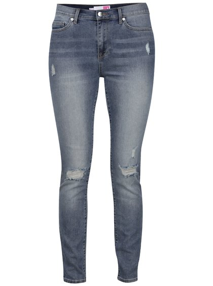 Modré dámské džíny Juicy Couture