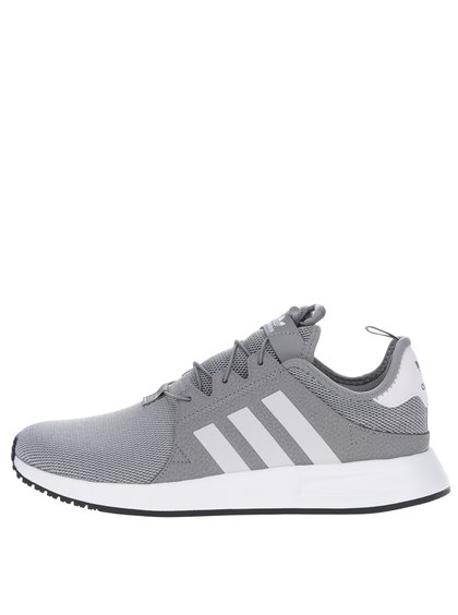 Světle šedé pánské tenisky adidas Originals X_PLR