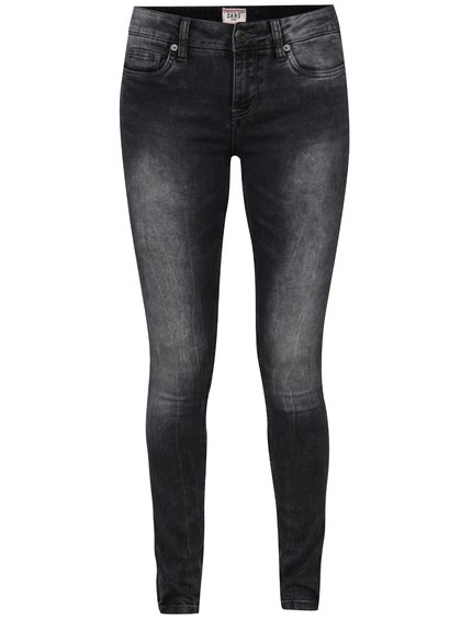 Šedé dámské skinny džíny Cars Tyra