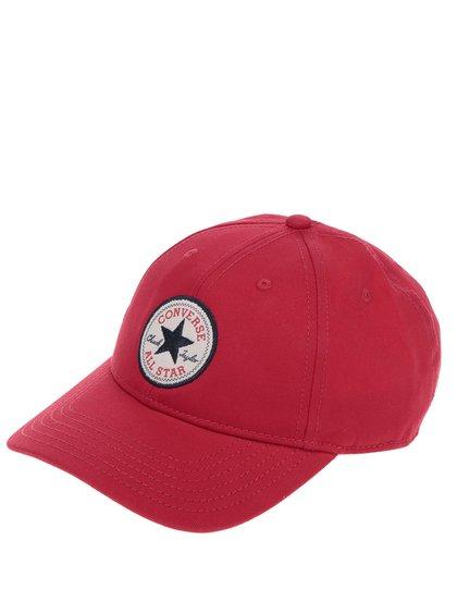 Červená pánská kšiltovka Converse