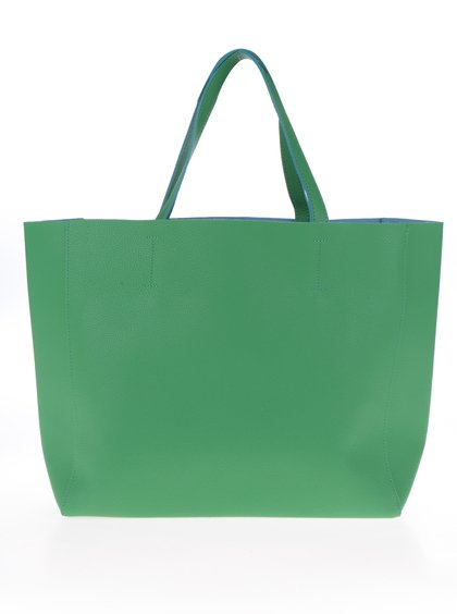 Zelený shopper Fez by Fez Shopper