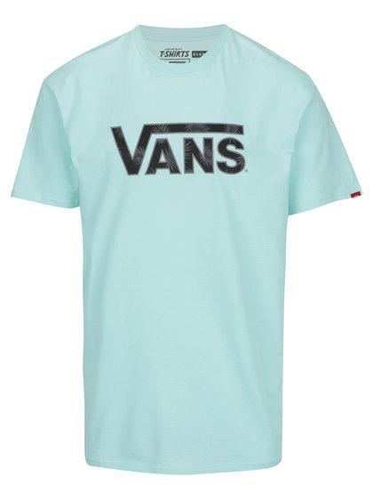 Světle zelené pánské triko s krátkým rukávem VANS