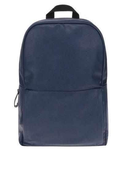 Tmavě modrý pánský batoh Solier