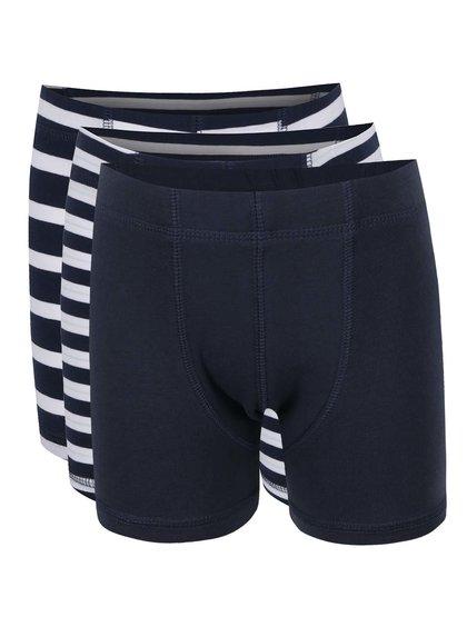 Set 3 perechi pantaloni scurti unisex name it
