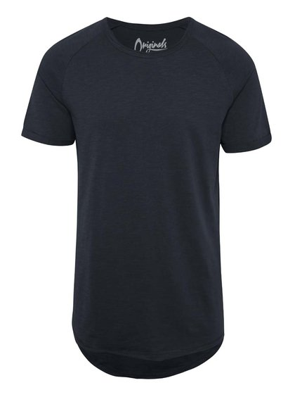 Tmavě modré triko Jack & Jones Southern