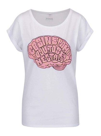 Bílé dámské tričko ZOOT Originál Co si nepamatuju, to se nestalo