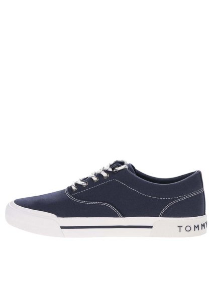 Tmavě modré pánské tenisky Tommy Hilfiger
