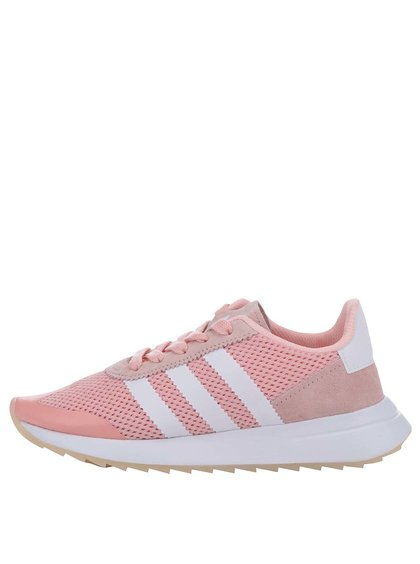 Růžové dámské tenisky adidas Originals