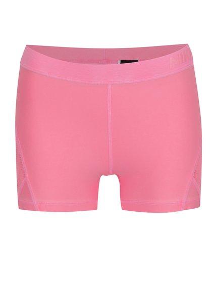 Růžové dámské funkční kraťasy Nike Pro Hypercool