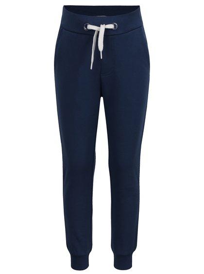 Pantaloni bleumarin sport pentru băieți  name it Voltano