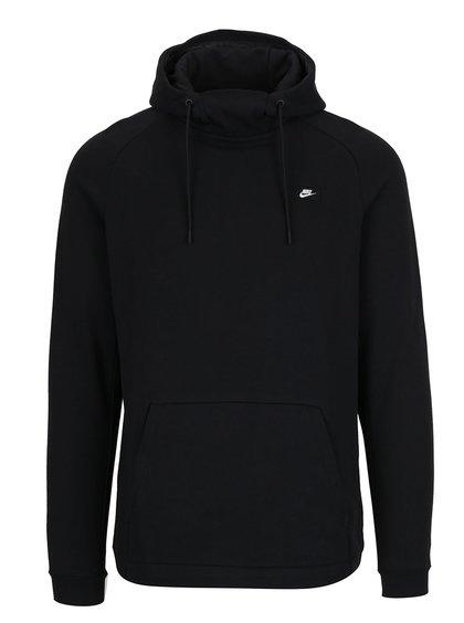 Černá pánská mikina s kapucí Nike Modern
