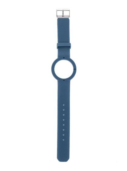 Modrý gumový pásek k hodinkám Ju'sto Ottanio 40 mm