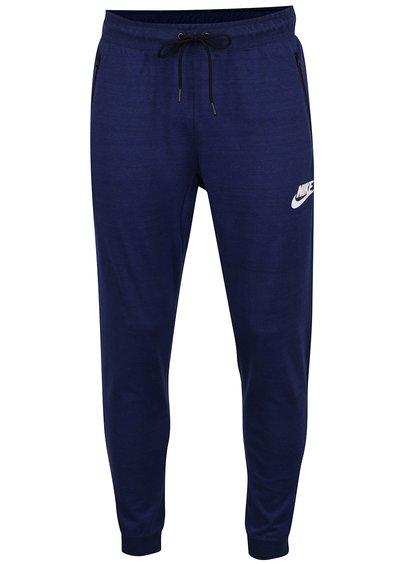 Pantaloni sport albastri Nike Modern