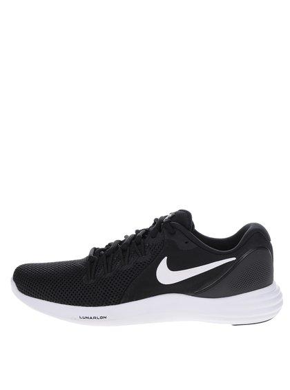Pantofi sport alb&negru Nike Lunar Apparent pentru bărbați