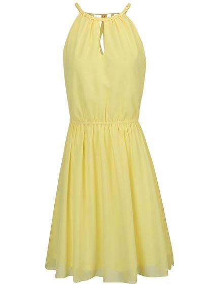 Rochie galbenă Apricot