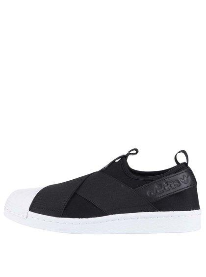 Černé pánské slip on tenisky adidas Originals