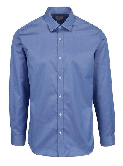 Modrá slim fit  košile Selected Homme Done
