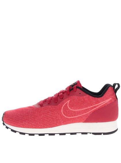 Pantofi sport roșii pentru bărbați Nike MD runner 2