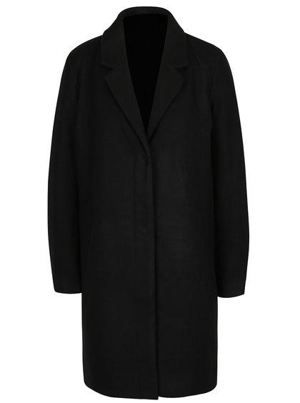 Černý kabát VILA Camdon