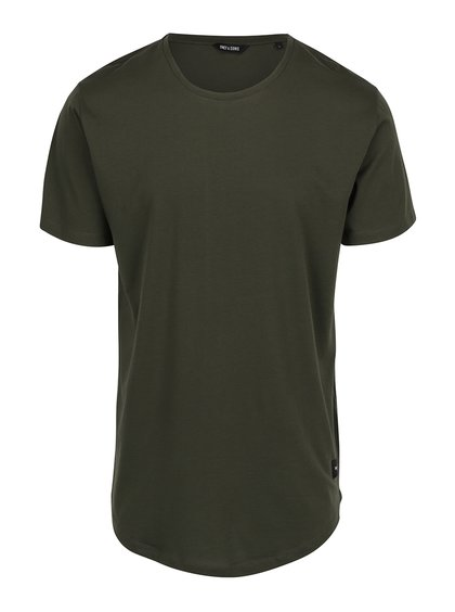 Tricou basic verde închis ONLY & SONS Matt