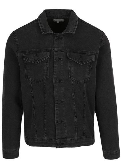 Tmavě šedá džínová bunda ONLY & SONS Chris