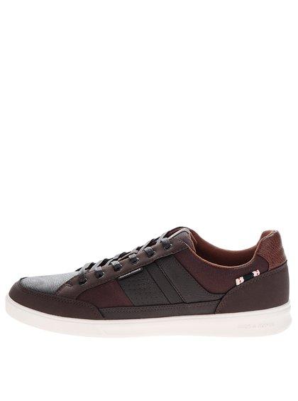 Pantofi sport în nuanțe de maro Jack & Jones Rayne