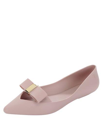 Balerini roz deschis Melissa Maisie cu fundă