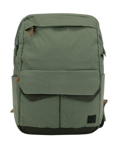 Rucsac verde pentru laptop Case Logic LoDo 21 l